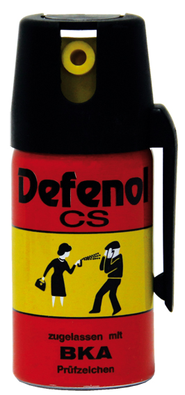 Reizgas Defenol CS40ml